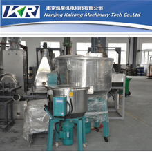 Vertical Color Mixer Plastic Compound Machine