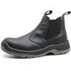 Oil Resistant Anti Slip Steel Toe Puncture Proof Safety Shoes without Lace