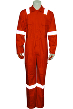 Cotton Fire Resistant Potective Workwear For Industry