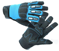 Global Construction Impact Gloves Safety