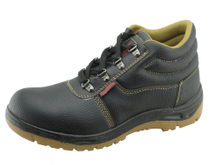 China cheap steel toe safety shoes factory