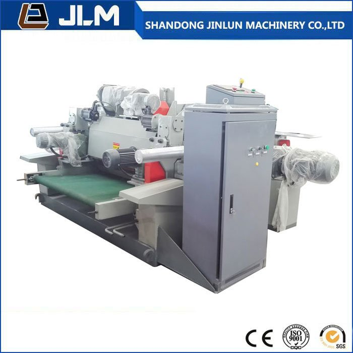 Hard Wood Veneer Peeling Machine