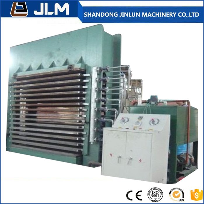 4*8 FT Core Veneer Drying Machine, Hot Press Dryer for Plywood Factory