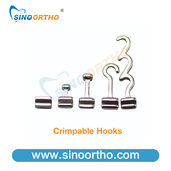 SINO ORTHO Crimpable Hook