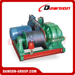 DS-JK1-DS-JK10 1-10Ton Fast Building Electric Windlass Series for Lifting, Crane Building Electric Windlass