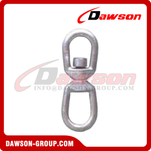 DS355 Forged Regular Swivel
