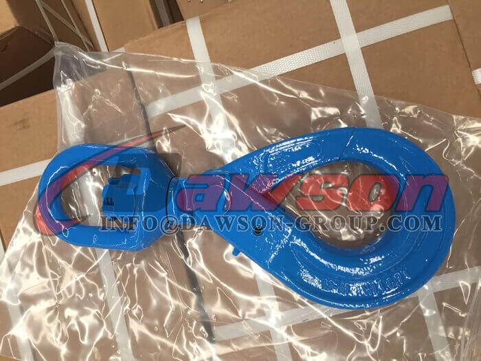 DS-1007 G100 Swivel Selflocking Hook - Dawson Group Ltd. - China Supplier, Factory