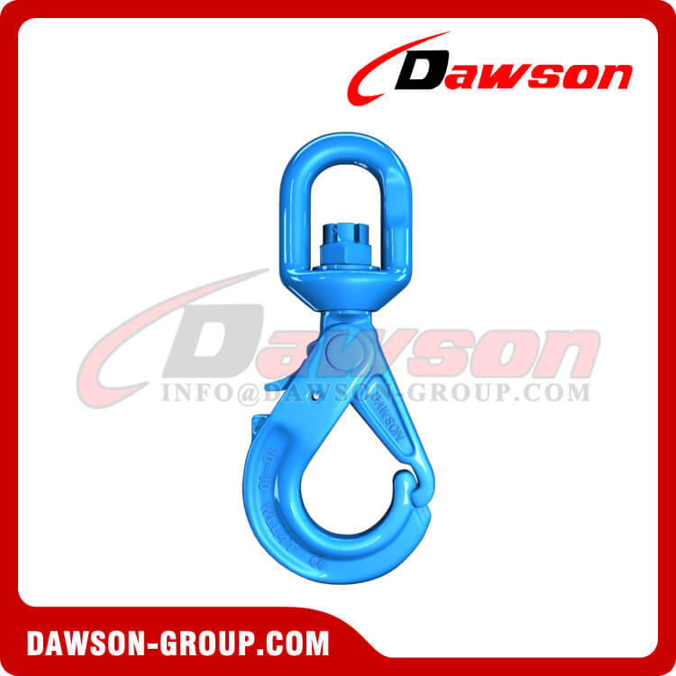 Dawson G100 Special Swivel Self-locking Hook with Grip Latch - China Supplier, Factory