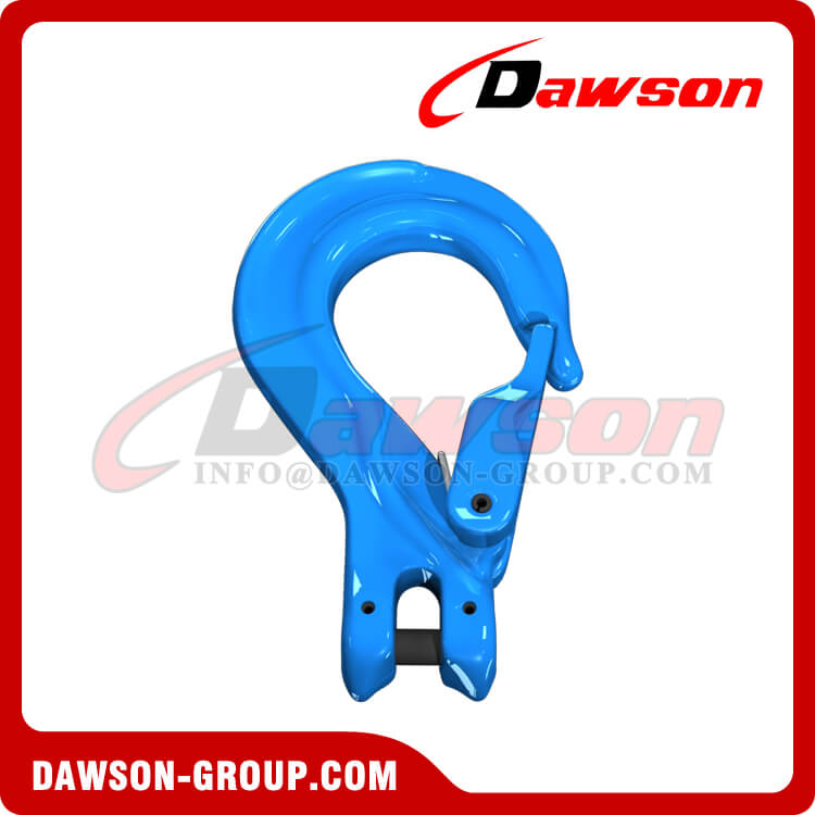 G100 Clevis Sling Hook with Cast Latch - Dawson Group - China Supplier, Exporter