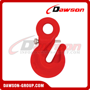 G80 / Grade 80 Special Type Crook Hook With Safety Pin