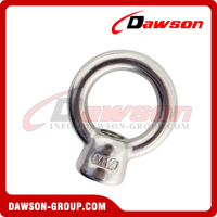 Stainless Steel. Eye Nut JIS 1169