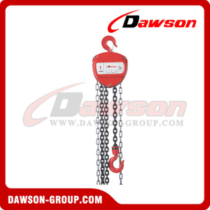 DS-HSZ-A 600 Series 0.5T - 10T Chain Block for Agriculture