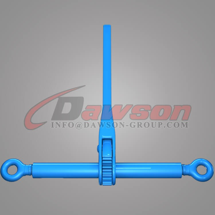 Grade 100 Ratchet Type Load Binder without Links and Hooks for Lashing - Dawson Group Ltd. - China Factory