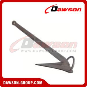 Hot Dipped Galvanized Anchor / H.D.G. Marine Anchor