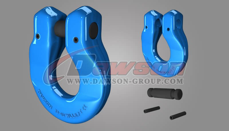 G100 Forged Alloy Steel Omega Link for Chain Slings - Dawson Group Ltd. - China Manufacturer, Supplier