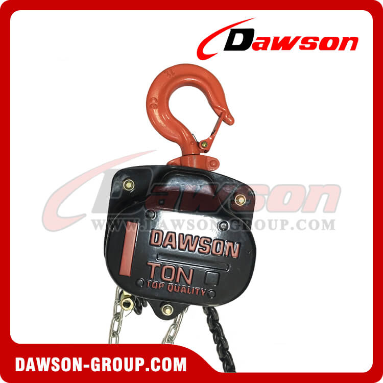 DSVC-A Heavy Duty Chain Hoist, Manual Chain Block In Stock - China Exporter