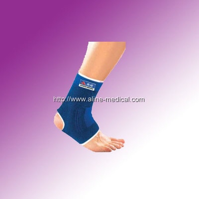 Ankle pad guard