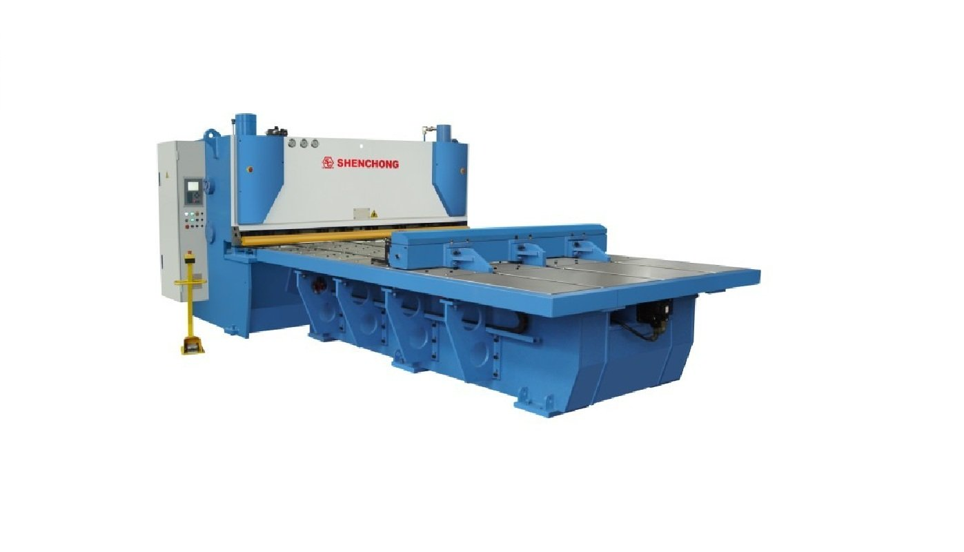 Front Feeding System Shearing Machine from China Manufacturer ...