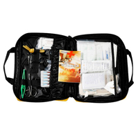 essentials waterproof home health medical bag kit