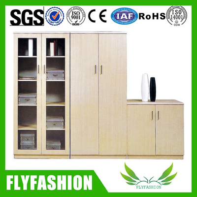 wooden wall book cabinet (FC-27ABC)