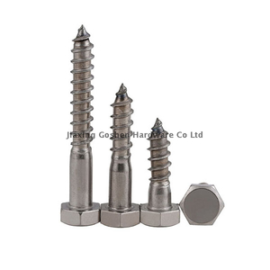 SS304 metric fastenal stainless steel wood screws