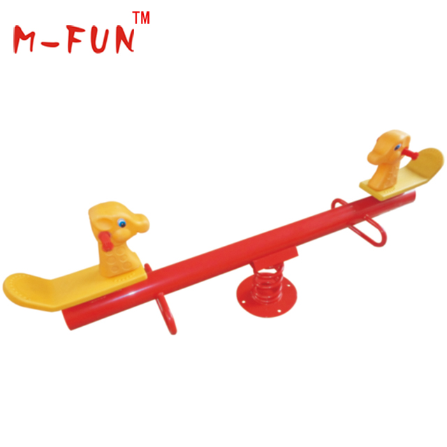 Colorful and fashionable seesaw