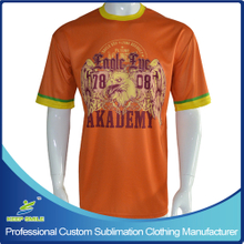 Custom Sublimated Lacrosse Shooting T-Shirt (short sleeve)