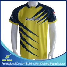 Custom Made and Sublimation Soccer T-Shirt