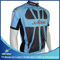 Custom Sublimation Cycling Jersey with Full Zipper