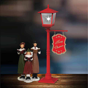 table lamp design mini street light magic light christmas street lamp