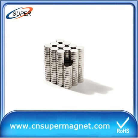 2015 China disc ndfeb magnet N52 price /china ndfeb magnet manufacture