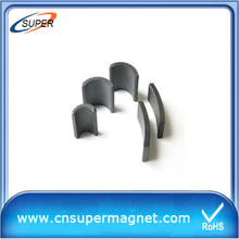 Powerful Arc Ferrite Magnet for motor
