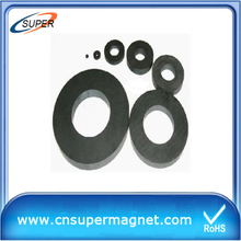 ISO9001 certificated Ferrite Magnetic, ring magnets
