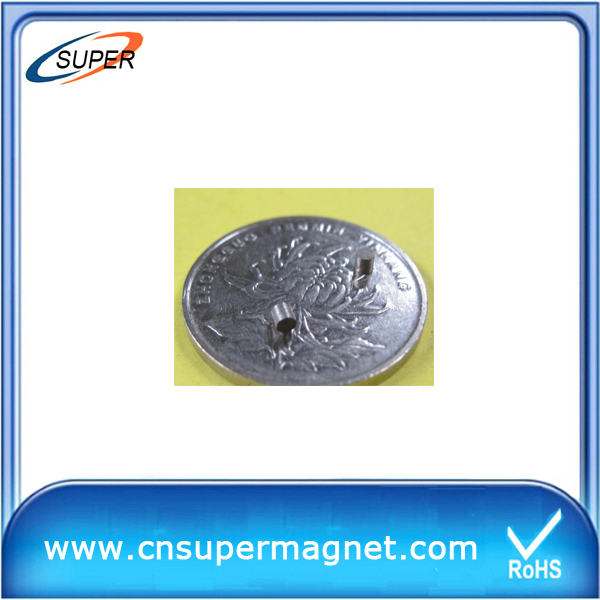 Low-priced D3*2mm SmCo Permanent Magnet