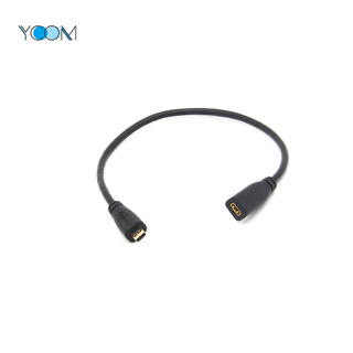 Micro HDMI Cable D Type Male to Female