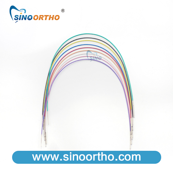 Orthodontic Colorful Arch Wires
