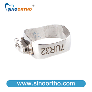 China productos de ortodoncia 2nd Moalr Bands
