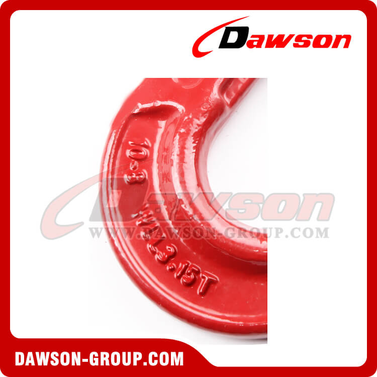 DS333 G80 Clevis Slip Hooks European Type - Dawson Group Ltd. - China Factory