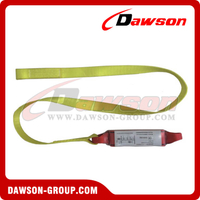 Energy Absorber Webbing Lanyards