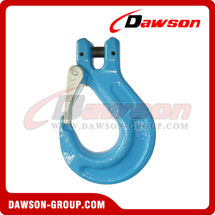 DS1004 G100 Clevis Sling Hook with Latch