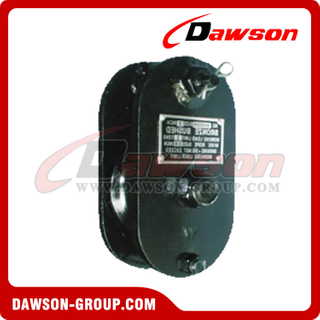 DS-B187 H405 Heavy Duty Tall Board Snatch Block