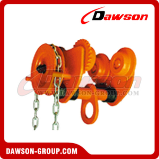 DS-GTB Type Geared Trolley for Lifting Hoist