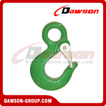 DS021 Grade 50 Eye Hoist Hook