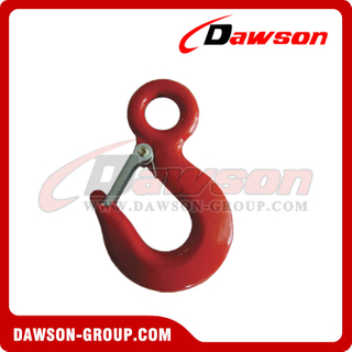 DS156 New type Alloy Steel Eye Hoist Hook