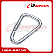 Stainless Steel Delta Snap Hook