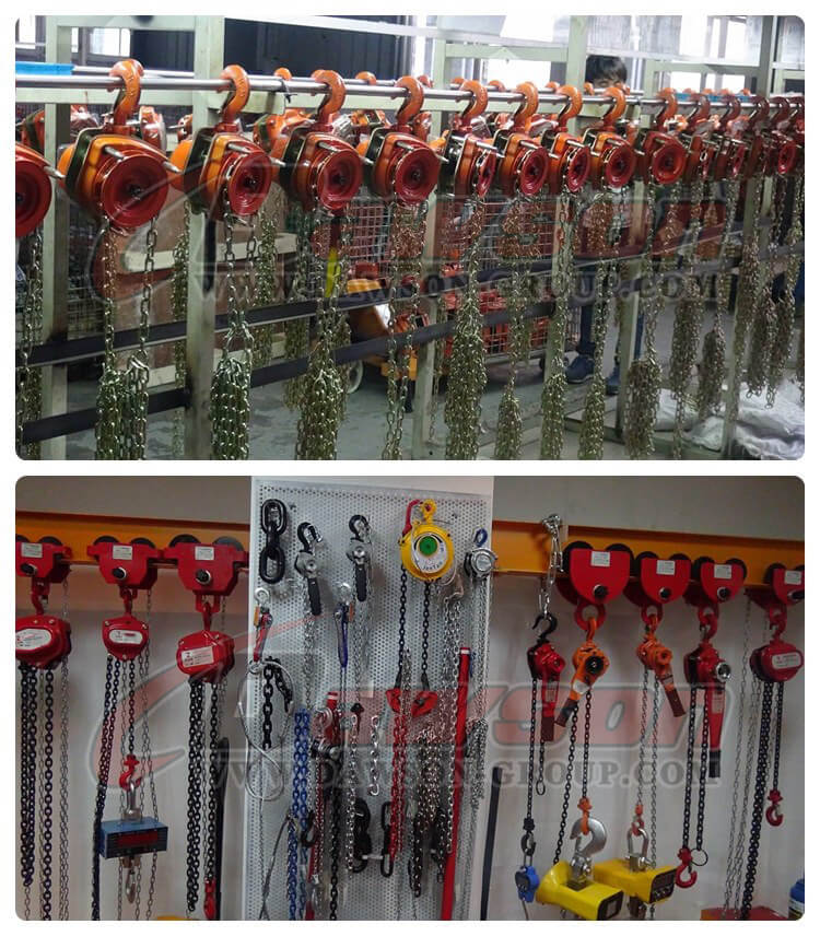 Factory of Aluminum Bronze Alloy Chain Hoist - Dawson Group Ltd. - China Manufacturer, Supplier, Factory