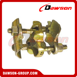 DS-A096 Italian Type Forged Double Coupler