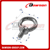 Stainless Steel Eye Bolt JIS Type