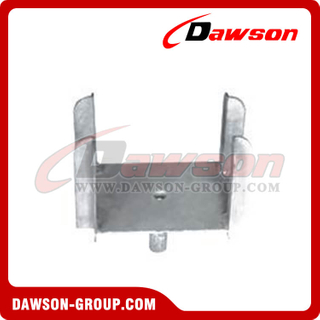 DS-D002 4 Way U Heads Painting Scaffolding U Fork Head 2.40kg