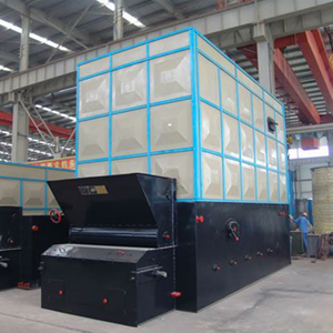 Automatic Horizontal Biomass Fired Thermal Oil Boiler